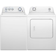 amana Washer Dryer Set