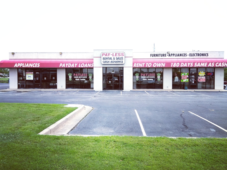 Neosho Store Front