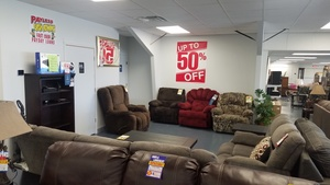 Sectional couch Branson