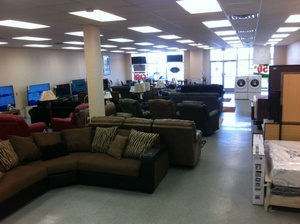 Cassville Showroom  Couches