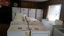 Washer and Dryer Showroom