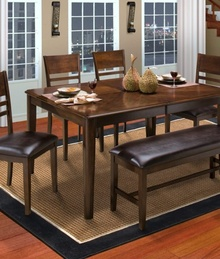 Latitudes chestnut  set